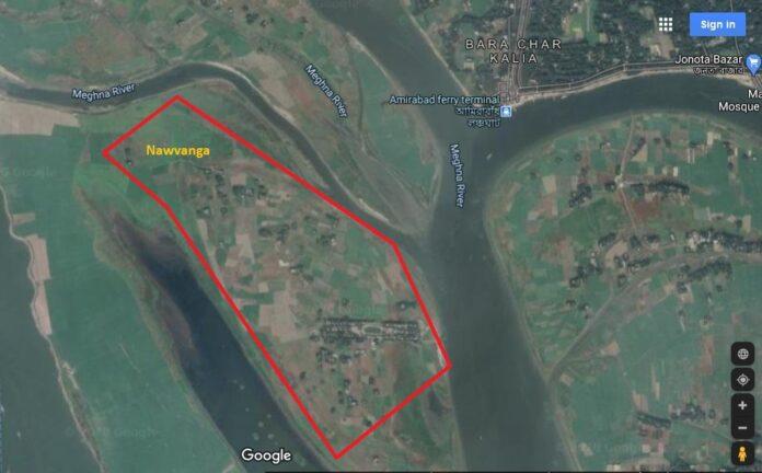 নাওভাঙ্গা গ্রাম জহিরাবাদ ইউনিয়ন